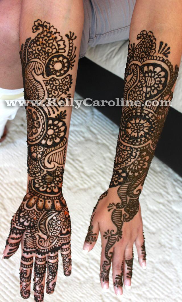 Indian Bridal Henna Michigan Mehndi Party Kelly Caroline