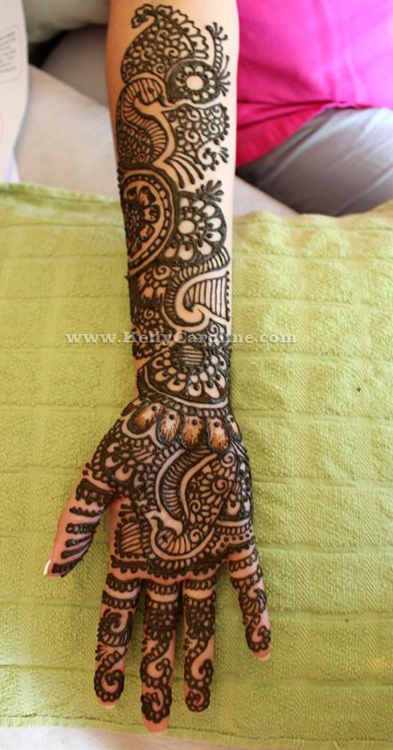 Henna By Kelly Caroline Indian Bridal Henna Michigan
