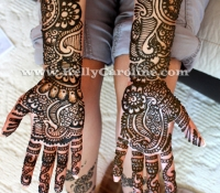 full bridal mehndi michigan