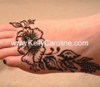 Henna_foot_design_flower