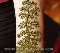 pine_tree_tattoo_henna