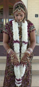 hindu temple canton michigan, kelly caroline henna art, bridal mehndi, paste removed, floral arabic henna