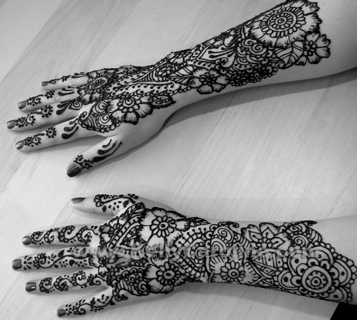 bridal, henna artist, mehndi, michigan, indian wedding