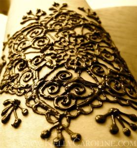 henna, dearborn, michigan, henna artist, mandala design