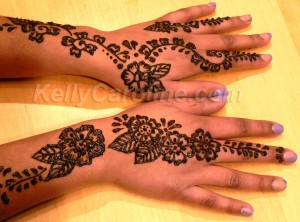 henna on hands, henna tattoo, model, novi, michigan