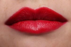 organic, red lip stain, no chemicals