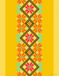 croatia embroidery, misha blaise