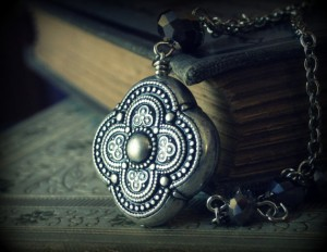Moroccan design, necklace
