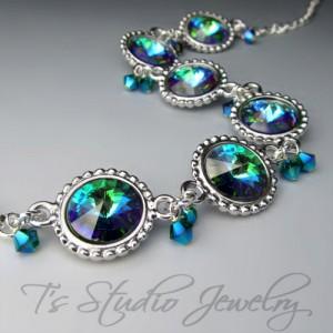 peacock, bracelet