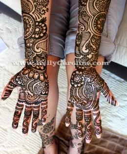 Indian Bridal Henna Michigan – Mehndi Party