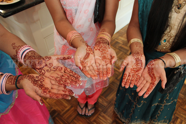 Henna Tattoo Indian Wedding Michigan