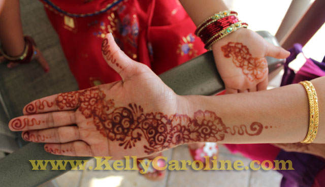 Henna Party Designs