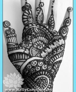 Bridal Mendhi – Michigan Henna Tattoos