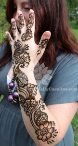 henna on arms, henna for wedding, michigan henna artist