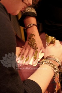Henna art for henna party