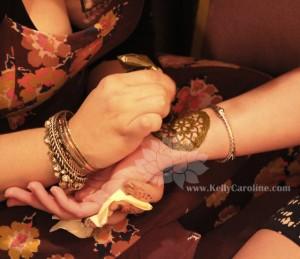 mandala henna design