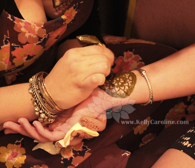 Henna Party in Traverse City, Michigan