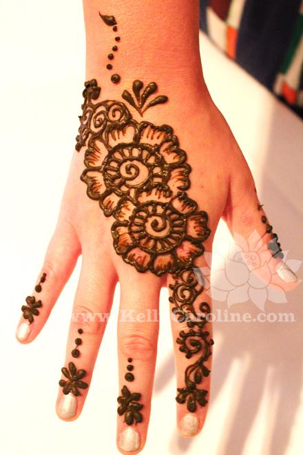 Mehndi Morristown Menu : Mehndi the art of henna tattoos made easy for everyone