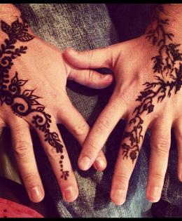 Henna for men