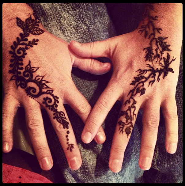 henna for men, matt yancey, henna designs for men, henna on hands, life henna, death henna, henna hand design for men