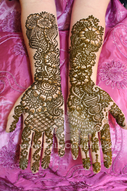 michigan, wedding henna, henna artist, henna design, wedding, bridal floral