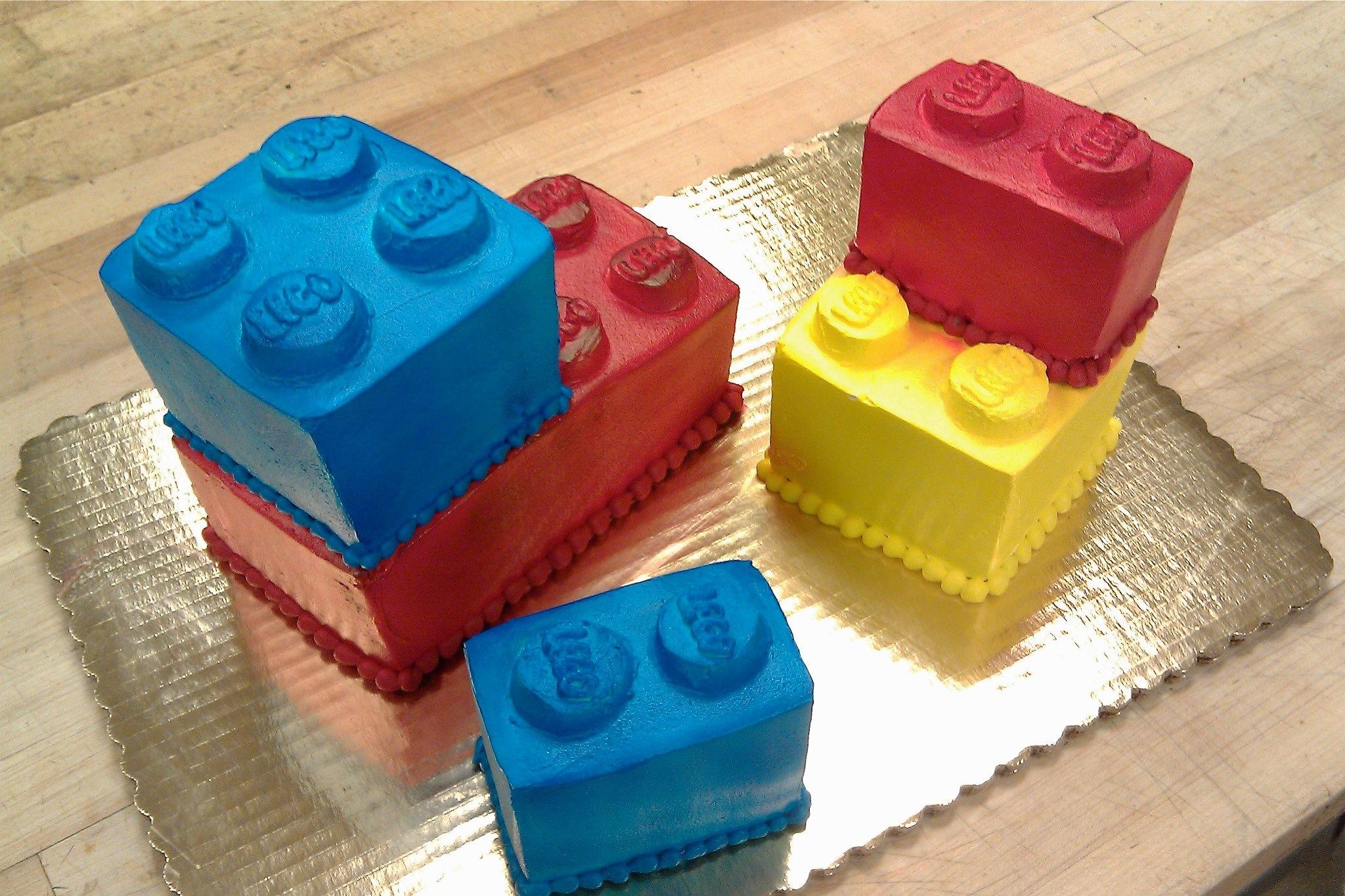 Lego Birthday Cake Archives