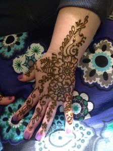 Henna, hand, design, Henna hand design, Henna artist Michigan