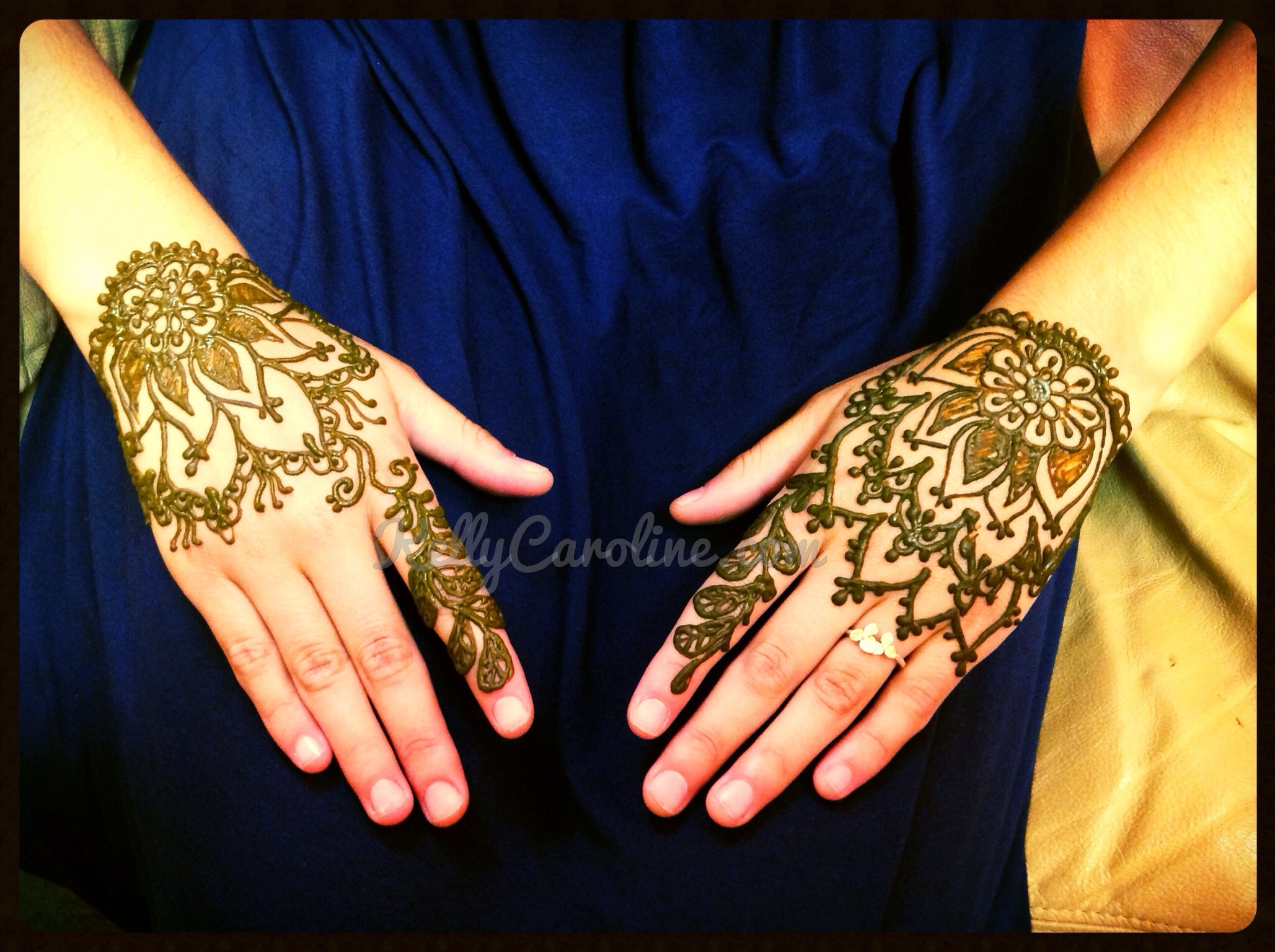 henna glove design, henna for bride, henna on hands