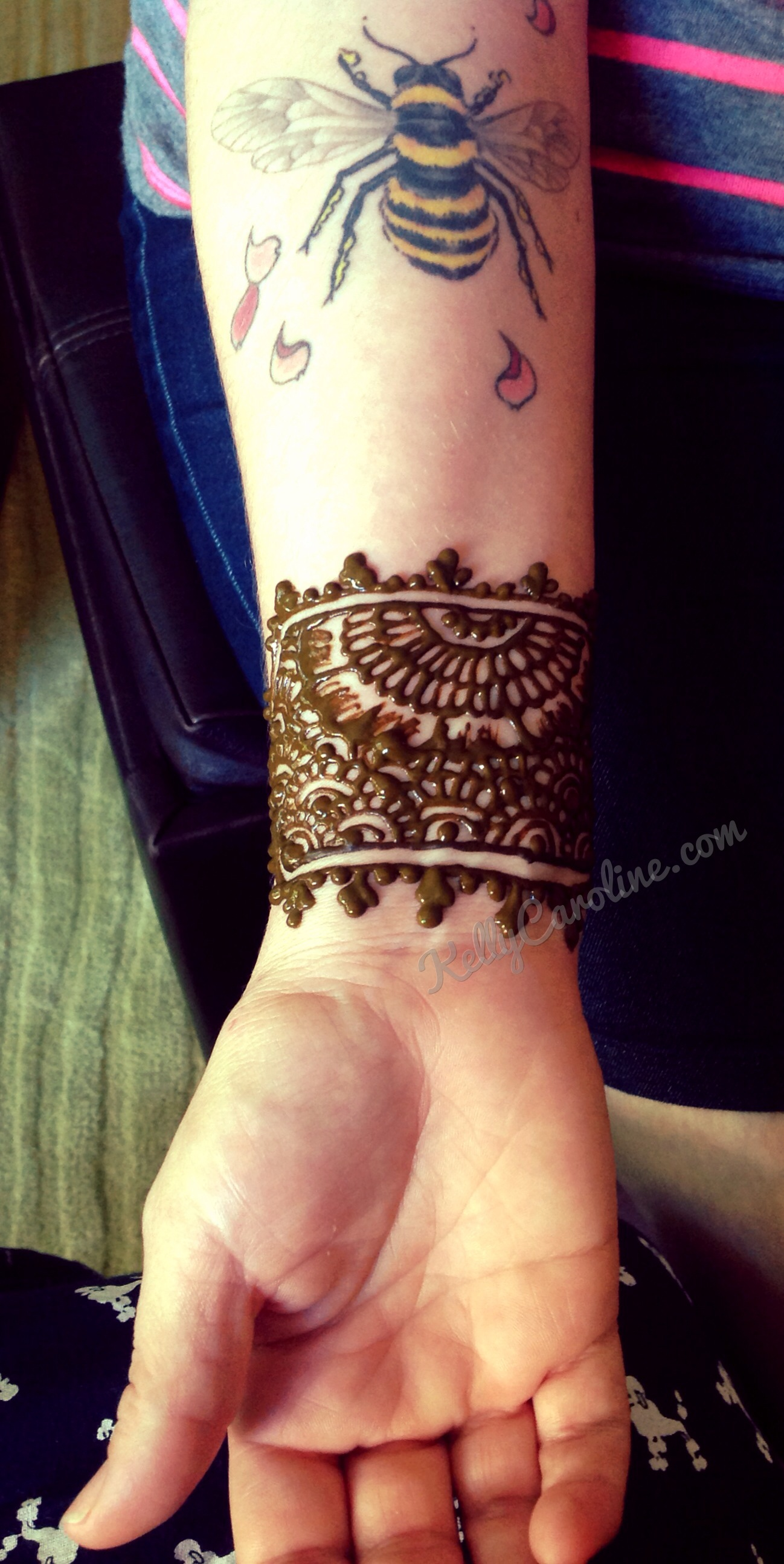 Henna Tattoo Design Henna Artist Michigan
