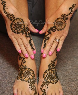 Henna Party for Girls