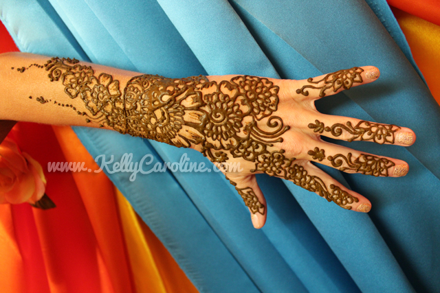 elaborate henna, henna salon, wedding henna