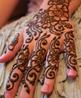 Henna Artist in Michigan