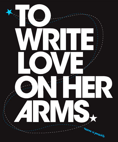 To Write Love on Her Arms > Vision