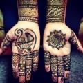 Henna for pregnancy, baby henna