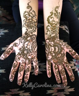 Henna Party Pictures