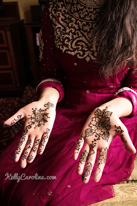 Mehndi Party Pictures : Simple henna design archives kelly caroline