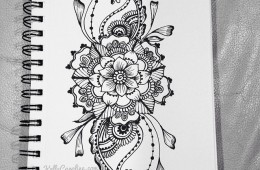 Henna Michigan – Tattoo Designs by Kelly Caroline
