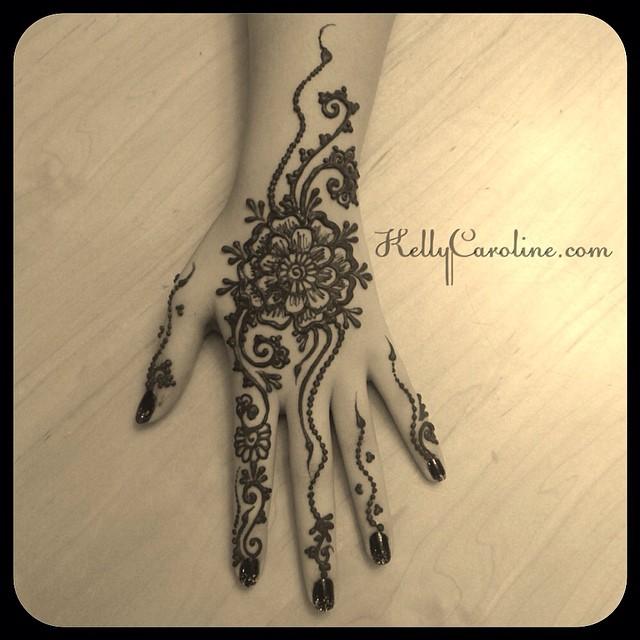 Henna Tattoos Michigan – Henna Michigan by Kelly Caroline