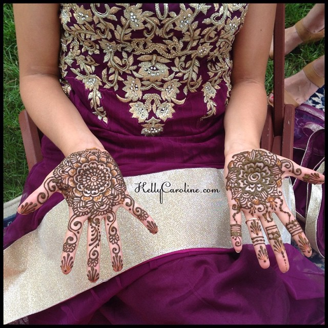 Wedding henna for a lovely bride who has an American ceremony tomorrow and her Indian wedding the following day . She wanted tight mandala designs for the palms. #henna #hennas #mehndi #wedding #bride #bridalhenna #bridal #purple #mandala #palms #tattoo #tattoos #ink #india #organic #annarbor #michigan #kellycaroline #hennaartist #art #artist #weddings #designs #design