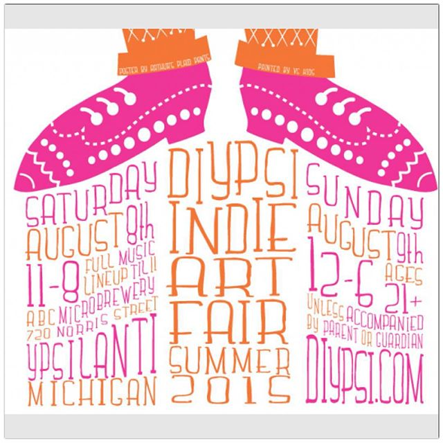 Attention All you craft fair lovers- no summer is complete without #diypsi - my favorite indie art fair. It is in fact the only public festival you can see me doing henna. This year I'll be there again enjoying the weather, the art, and doing henna for all the lovely attendees. So for anyone who wants henna but hasn't gotten to make a private appointment, this is your chance! See you August 8th & 9th! #diypsi #ypsi #ypsilanti #crafts #art #artist #festival #henna #hennas #hennaart #hennatattoo #tattoo #tattoos #outdoors #organic #kellycaroline #michigan #summer #indie #artfair