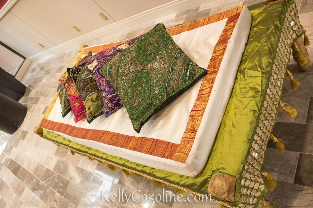 Henna lounge area for Sangeet - Decor by JDV Events Henna by Kelly Caroline Henna Art