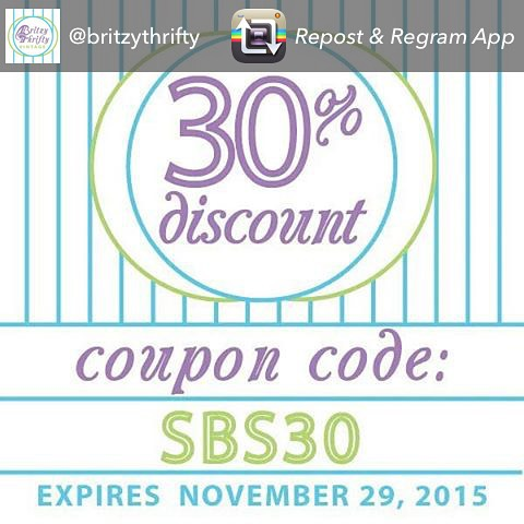 Looking for some vintage shopping for #smallbusinesssaturday ? Check out @britzythrifty 30% off the entire shop when you spend $10! Crazy good  #vintage #shopsmall #etsy #vintageclothing #sale #discount #shopping #onlineshopping #vintagestyle #style #couponcommunity #coupon #vintageshop
