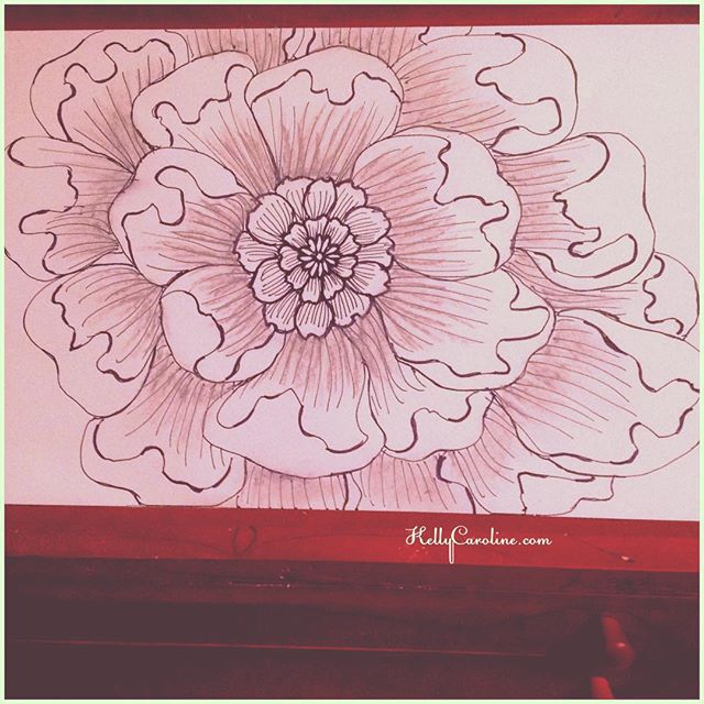 A new floral henna tattoo sketch #tattoodesign #henna #hennas #ypsi #ypsilanti #michigan #michiganartist #kellycaroline #mehndi #mehndidesign #tattoo #tattoos #tattoodesigns #drawing #mandala #flower #flowers #ink #yoga #yogi #sketch_daily #artstagram #instartlovers #art_spotlight #justartspiration #arts_help #art_worldly