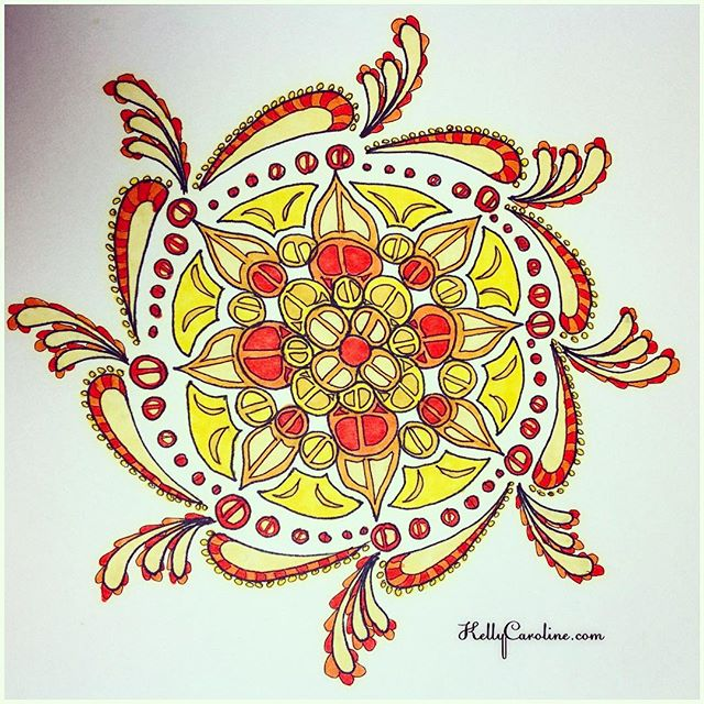 One of my drawings from when I was on bedrest for 4 months in 2009 #tattoodesign #henna #hennas #ypsi #ypsilanti #detroit #michigan #michiganartist #kellycaroline #mehndi #mehndidesign #tattoo #tattoos #tattoodesigns #drawing #mandala #flower #flowers #ink #yoga #yogi #sketch_daily #artstagram #instartlovers #art_spotlight #justartspiration #arts_help #art_worldly