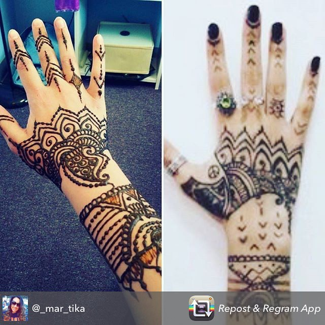 Rihanna Henna Design Henna Design On The Hand Henna Mehndi Vines