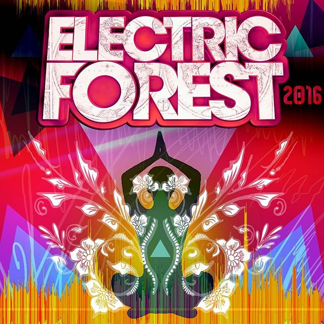 My entry for the Electric Forest contest