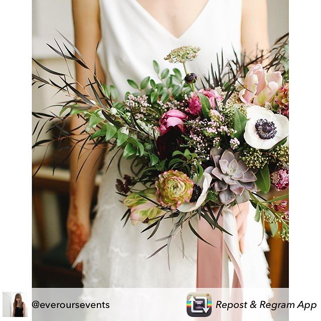 Repost from @everoursevents with a glimpse of my henna . @kate_and_corley in the Payton gown and Tira Skirt by @charlie_brear flowers by @everoursevents and photo by @kathydaviesphotography