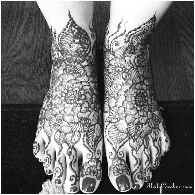 Henna for the bride at our Mehndi Party yesterday in Troy, MI we were the artists for - . . . private appointments available Monday-Saturday 2-5:30pm call 734-536-1705 or email kelly@kellycaroline.com #henna #hennas #hennaartist #kellycaroline #michigan #michiganartist #dearborn #dearbornheights #mehndi #mehndidesign #tattoo #tattoos #ink #organic #hennadesign #hennatattoo #hennatattoos #flower #flowers #yoga #yogi #mandala #art #artist #ypsi #ypsilanti #detroit #wedding #adventuresofrr