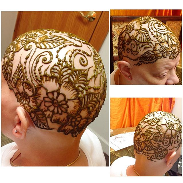 Here is a lovely lady I had the pleasure to do a henna crown for. She lost her hair due alopecia. Her attitude was so positive and influential, we could have sat and chatted all day . It is days like that when I really love my job ️ #henna #hennas #hennaartist #tattoo #tattoos #alopecia #hennacrown #michigan #ypsi #ypsilanti #ypsireal #studio #mehndi #mandala #floral #flower #flowers #positivity #yogi #yoga #organic #hennamichigan #kellycaroline
