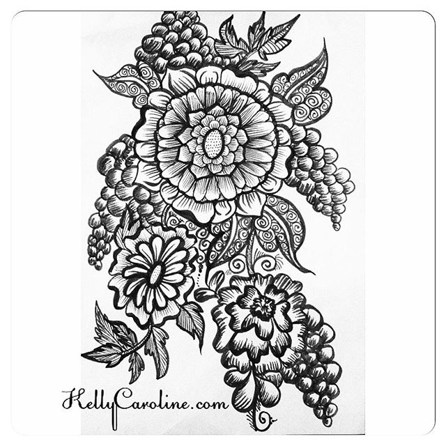 It's kinda like a fruit bowl, but with flowers instead . (?) . . #tattoodesign #henna #hennas #ypsi #ypsilanti #detroit #michigan #michiganartist #kellycaroline #mehndi #mehndidesign #tattoo #tattoos #tattoodesigns #drawing #mandala #flower #flowers #ink #yoga #yogi #sketch_daily #artstagram #instartlovers #art_spotlight #justartspiration #arts_help #art_worldly #blxckmandalas